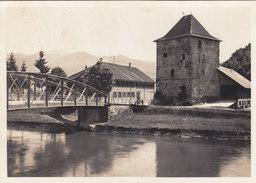 Uznach - Gasthof Grynau - Vignette - Bahnpoststempel - 1938   (P16-40620) - SG St-Gall