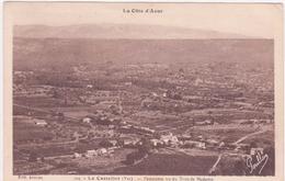 CPA -  104. LE CASTELLET (Var) -  Panorama Vu Du Trou De Madame - Le Castellet