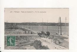 Martigues Viaduc De Caronte En Construction - Martigues