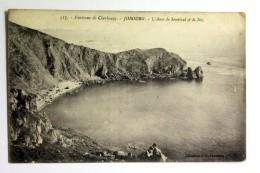 Environs De Cherbourg- Jobourg- L'Anse De Sennival Et Le Nez - Cartoline