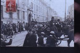 DIEPPE 1909 FETE JEANNE D ARC   CP PHOTO 1907 - France