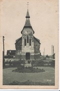 Carte 1930 MERLIMONT PLAGE / L'EGLISE - Autres Communes