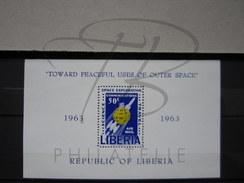 BEAU BLOC DE TIMBRE DU LIBERIA N° 27 , XX !!! - Liberia