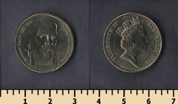 Australia 1 Dollar 1996 - Australia