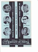 """Partition Accordéon: """"Notre Amour à Vingt Ans"""", """"Le Plus Doux Souvenir"""" C. FOLIO, R. CREVAT, A.MAHE, J.NOGUEZ,J.MALLEREY - Musique & Instruments"""