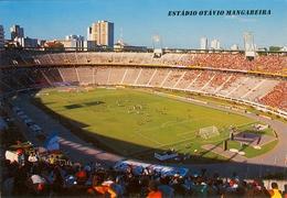 AK Stadion Postkarte Estadio Otavio Mangabeira Salvador Brasil Brazil Brasilien Stadium Postcard Estadio Otavio Stadio - Fussball