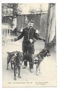 La Grande Guerre 1914-15 Nos Chiens Sanitaires (Croix-Rouge) -  RARE - Très Bon état - - L 3 - Croix-Rouge