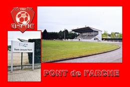 Pont De L'Arche (27 - France) Stade Jacques Havet - Pont-de-l'Arche
