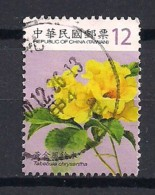 YT N° 3201 - Oblitéré - Fleurs