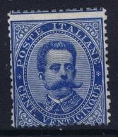 Italia 1879  Sa  40 Mi Nr 40A  Not Used (*) SG
