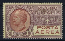 Italia 1928  Sa 3A Mi Nr 280 MNH/**/postfrisch/neuf Sans Charniere - 1900-44 Victor Emmanuel III