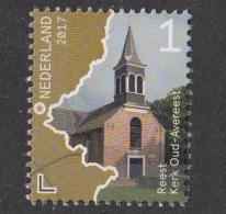 Nederland - Mooi Nederland 2017 - Beek- En Rivierdalen - Reest - Kerk Oud Avereest - MNH - Periode 2013-... (Willem-Alexander)
