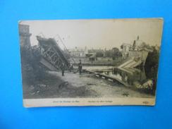 60)  01 -  Pont De Choisy Au Bac - Choisy Au Bac Bridge- EDIT - ELD - Autres Communes