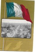 LILLE VUE GENERALE   DRAPEAU   TIRAGE 1900  DEPT 59 - Lille