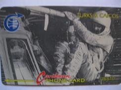 Télécartes Turks Et Caicos