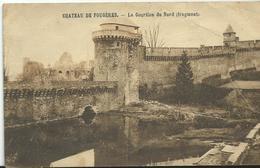 35 Fougeres      La Courtine Du Nord - Fougeres