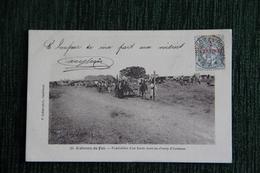 Campagne Du MAROC, 1912 - Colonne De FEZ , Funérailles D'un Brave Mort Au Champ D'honneur. - Guerres - Autres