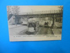 72)  01 - Le Mans - N°400 - Avenue De Pontlieue Et Pont Du Chemin De Fer- Tram - EDIT - LL - Le Mans