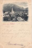 Gruss Aus Toblach 1897 - Austria