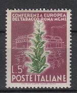 ITALIË - Michel - 1950 - Nr 802 - MH* - 6. 1946-.. Repubblica