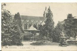 35 Fougeres   Le Jardin Public - Fougeres