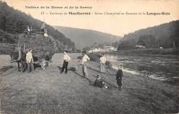 08 - ARDENNES / Environs De Monthermé - Scène Champêtre Au Hameau De La Longue Haie -  Beau Cliché Animé - France