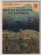 Livre Revue De Michel Norac (parachutistes En Mission Editions Roubb 1945 Collection Patrie Libérée  N° 6 - Guerre 1939-45