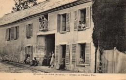 95 BOISSY-L'AILLERIE  Entrée De L'Oiseau Bleu - Boissy-l'Aillerie