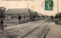 95 GROS-NOYER  La Halte - France