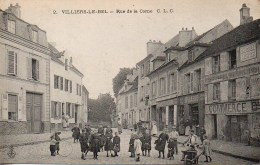 95 VILLIERS-le-BEL  Rue De La Corne (très Animée) - Villiers Le Bel