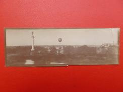 BALLON COLONNE DE JUILLET SIEGE DE PARIS ? PHOTO 18 X 6 - Antiche (ante 1900)