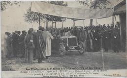CPA Voiture Automobile Course Circuit Non Circulé Gordon Bennett Auvergne 1904 éliminatoires THERY - Autres