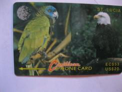 Télécartes Sainte Lucie - Saint Lucia