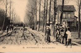 95 MONTMORENCY Route De Saint-Brice - Montmorency