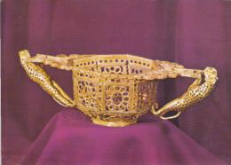 55230- GOLD VASE FROM PIETROASA TREASURE, ARCHAEOLOGY, HISTORY - Storia