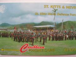 Télécartes Kitts Et Nevis