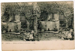 Jaffa, Maison De Simon Le Corroyeur (pk32576) - Palestine