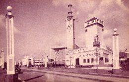 BELGIUM - Official Card De L'Exposition De Bruxelles 1935 - Pavillon Du Chili - Exposiciones