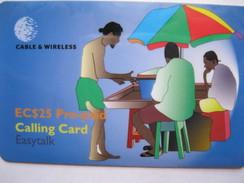 Télécartes Saint Vincent Et Grenadines - St. Vincent & The Grenadines