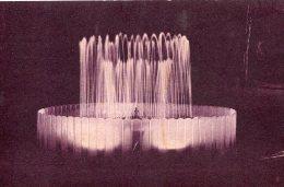 BELGIUM - Official Card De L'Exposition De Bruxelles 1935 - Jeux D'eau Et Fonyaines Lumineuses - Exposiciones