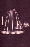 BELGIUM - Official Card De L'Exposition De Bruxelles 1935 - Jeux D'eau Et Fonyaines Lumineuses (2) - Esposizioni