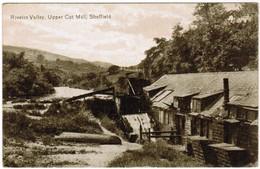 Rivelin Valley, Upper Cut Mill, Sheffield (pk32580) - Sheffield