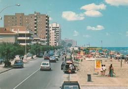 PESCARA - MONTESILVANO - LUNGOMARE E SPIAGGIA.....CCC - Pescara