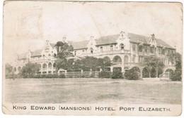King Edward Mansions Hotel, Port Elizabeth (pk32583) - Afrique Du Sud