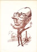 GUS  -  Politique Chirac - CPM  10,5x15  BE 1983 Neuve Carte En Relief - Künstlerkarten