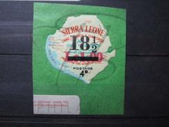 BEAU TIMBRE DE SIERRA LEONE N° 382 , XX !!! - Sierra Leone (1961-...)