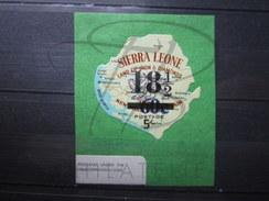 BEAU TIMBRE DE SIERRA LEONE N° 383 , XX !!! - Sierra Leone (1961-...)
