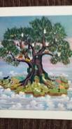 CPSM ARBRE ANDALIE PARADIS ST FRANCOIS 1979 - Trees
