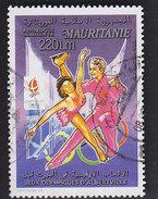 Mauritanie. Jeux Olympiques 1992. PA 270