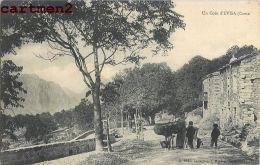 UN COIN D'EVISA 20 CORSE 1900 MORETTI - Ohne Zuordnung